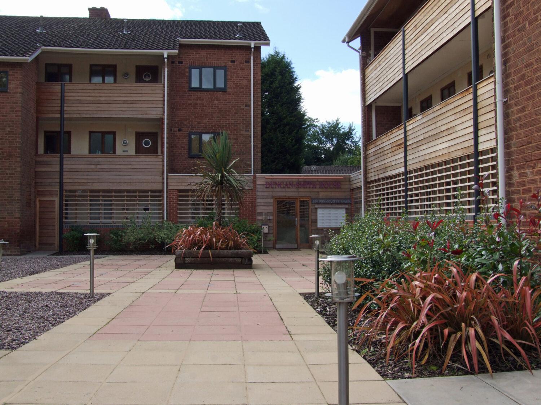 Duncan Smith House student accommodation near university of Birmingham