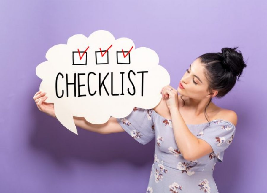 What to take to University: Checklist